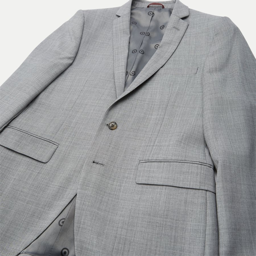 DUSTIN - Dustin Habit - Habitter - Regular - L.GREY MEL. - 7